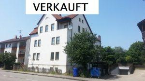 ALTES WOHNGEBÄUDE MIT ca. 1.400 m² Nähe  ZENTRUM ALTÖTTING