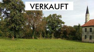 GROSSES GRUNDSTÜCK MIT ALTEM HAUS ca. 13 km von BURGHAUSEN entfernt (in Österreich!)