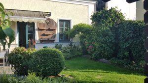 Neu renov. 3-ZI.-WOHNUNG mit Terrasse u. Garten im Zentr. ALTÖTTING